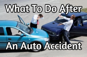 what to do after an auto accident image