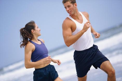 stay healthy with exercise