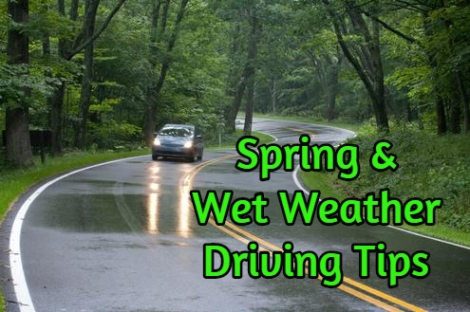 spring driving tips