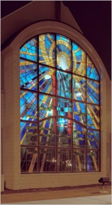 liturgical stained glass