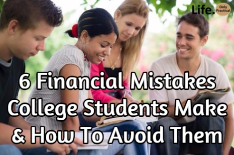 college student mistakes