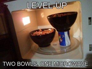microwave hack