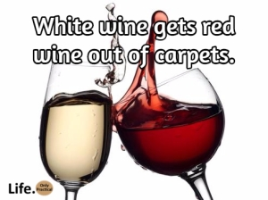 red and white wine hack